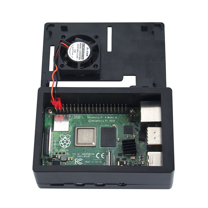 "3.5"" 480x320 touch screen with case for Raspberry pi"