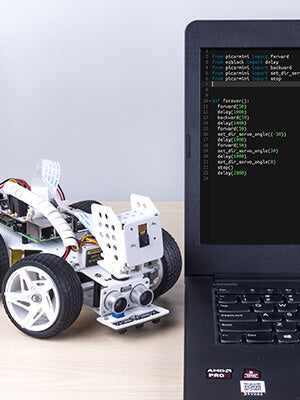 Robotic kits for teens and adults