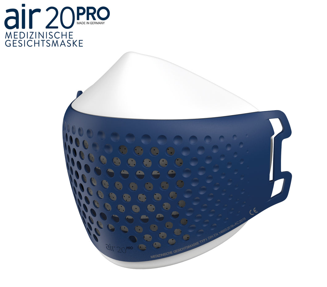 air20PRO white/blue sea