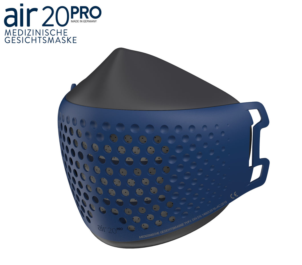 air20PRO dark/blue sea