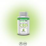 CBD Liquid Oil Softgels – Full Spectrum – 30mg