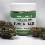 Suver Haze CBD Hemp Flower Buds  - 1g to 1oz