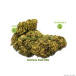 Siskiyou Gold CBD Hemp Flower Buds  - 1g to 1oz