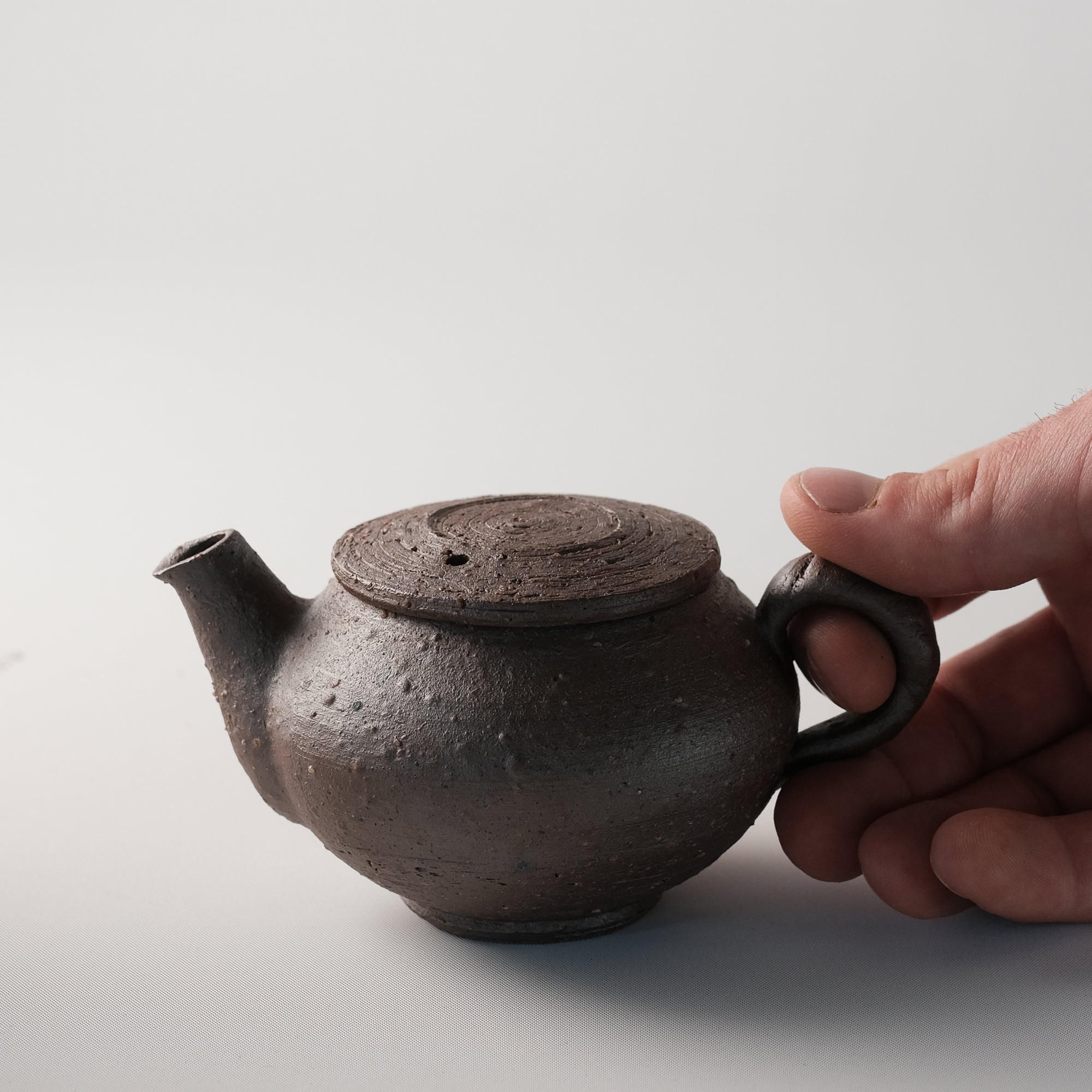 Teapot + Two cups + Tea Caddy