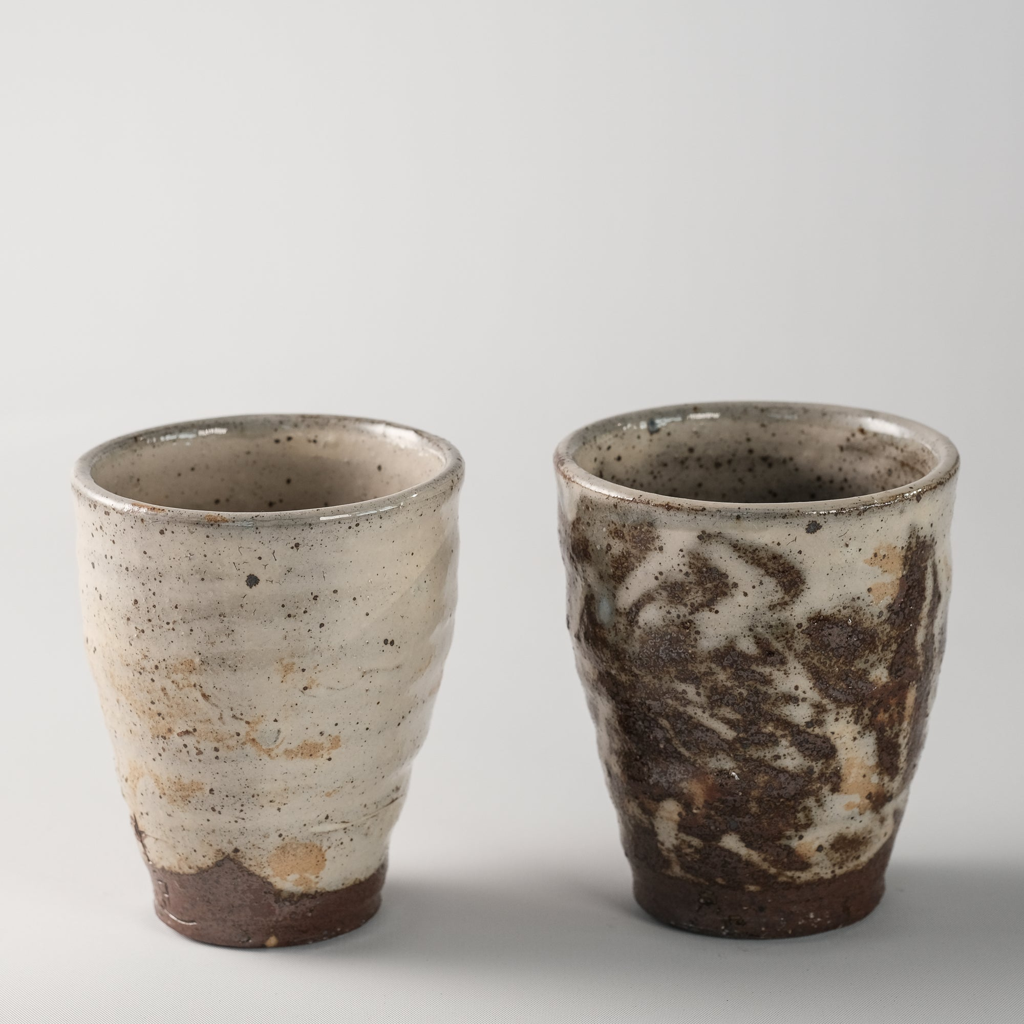 Set of 2 Drinking Vessels