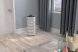 Carrier air purifier in bedroom