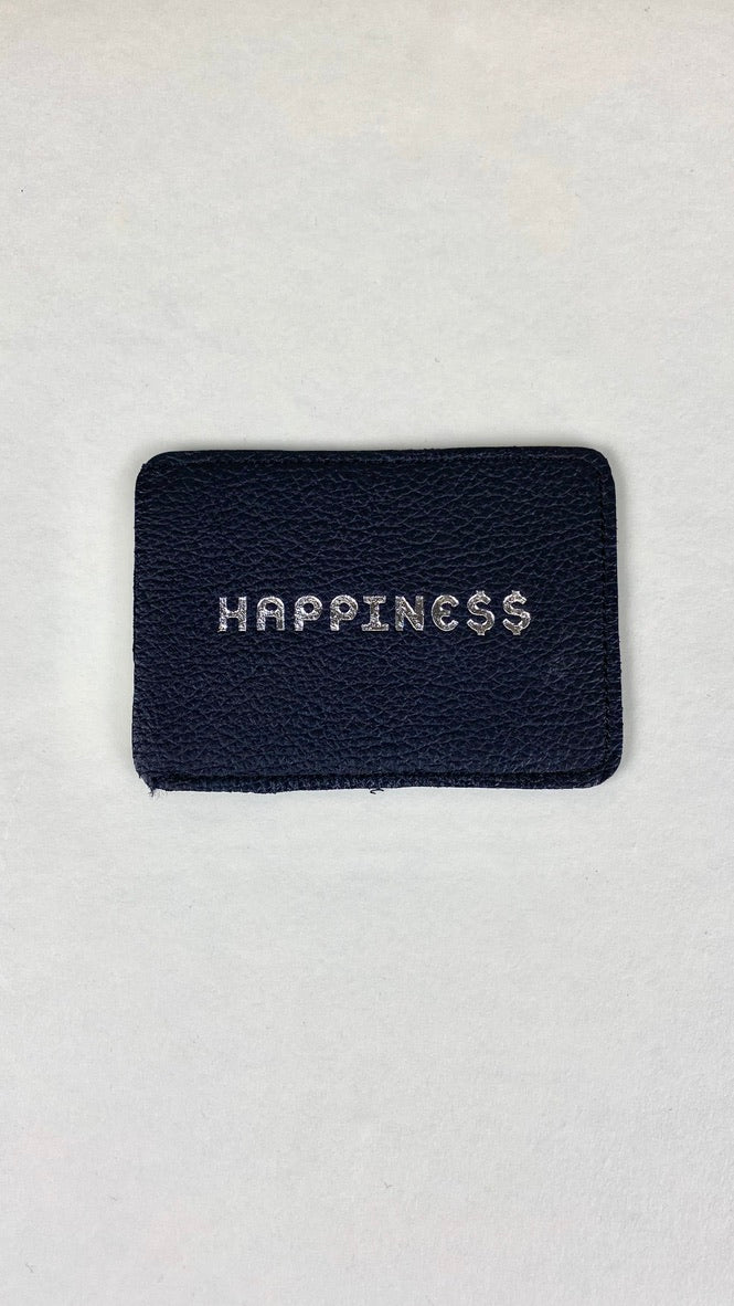 Happiness Credit Card Holder