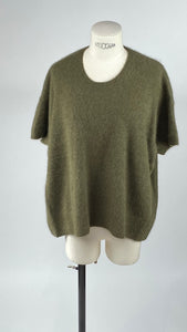 Round Neck Oliver Short Sleeve Pullover
