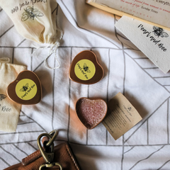 Lip Scrubs from Pearl and Bee