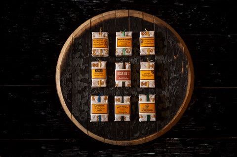 Spirited Soaps Islay Sprits inspired bars of soap