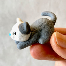 Load image into Gallery viewer, 380028 Iwako CAT ERASER-GREY-1 ERASER