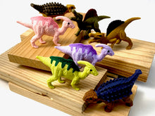 Load image into Gallery viewer, 380087 IWAKO DINO PARASAURORO ERASER-YELLOW-1 ERASER