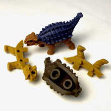 Load image into Gallery viewer, 380082 IWAKO DINOSAUR ERASERS-7 erasers