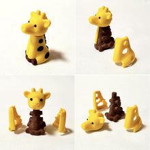 Load image into Gallery viewer, 380325 IWAKO GIRAFFE ERASER-1 ERASER