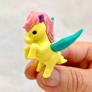 380464 NEW Pegasus Eraser-Yellow-1 Eraser
