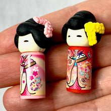 Load image into Gallery viewer, 380515 IWAKO KOKESHI DOLLS ERASERS-2 erasers