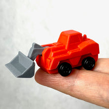 Load image into Gallery viewer, 380965 Plow Truck Eraser-Red-1 eraser