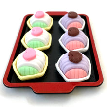 Load image into Gallery viewer, 382022 Mont Blanc Chestnut Cake Eraser-2 erasers