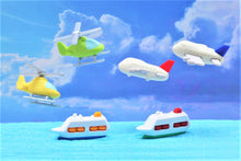 Load image into Gallery viewer, 381363 AIRPLANE ERASERS-RED-1 eraser