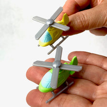 Load image into Gallery viewer, 381366 HELICOPTER ERASER-GREEN-1 eraser