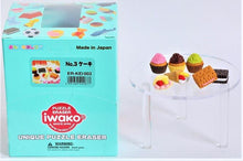 Load image into Gallery viewer, 381672 IWAKO CAKE AND BISCUIT MIX ERASER-7 erasers