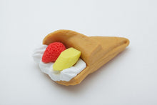Load image into Gallery viewer, 381679 IWAKO CREPE ERASER-WHITE-1 eraser