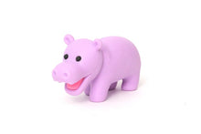 Load image into Gallery viewer, 380054 Iwako Hippo Eraser-Pink-1 Eraser