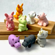 Load image into Gallery viewer, 382254 IWAKO POLAR BEAR ERASER-PINK-1 erasers