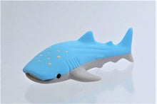 Load image into Gallery viewer, 382532 IWAKO WHALE SHARK ERASERS-3 erasers