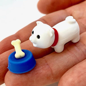 382911 IWAKO ANIMAL PARK ERASERS CARD-1 Card