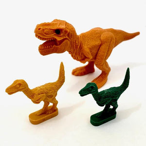 383071 IWAKO DINOSAUR SERIES 1 ERASER CARDS-1 CARD