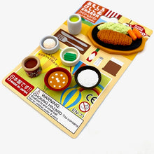 Load image into Gallery viewer, 383151 FAMILY TONKATSU RESTAURANT ERASERS CARD-1 CARD