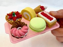Load image into Gallery viewer, 383471 IWAKO FRENCH PASTRY ERASER CARD-1 CARD