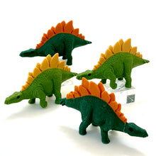 Load image into Gallery viewer, 382682 IWAKO STEGOSAURUS ERASERS-2 erasers