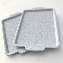 Load image into Gallery viewer, 385212 GREY SERVING TRAY-1 tray