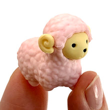 Load image into Gallery viewer, 380225 IWAKO SHEEP ERASER-PASTEL PINK-1 ERASER