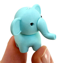 Load image into Gallery viewer, 380333 IWAKO ELEPHANT ERASER-BLUE-1 eraser