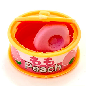 382042 DREAM FRUIT IN A CAN ERASER-6 erasers