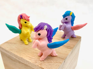 380465 NEW Pegasus Eraser-Purple-1 Eraser