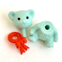 Load image into Gallery viewer, 384481 IWAKO 4 BEAR ERASERS IN A BOX-SINGLE