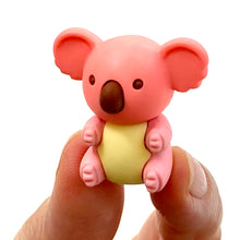 Load image into Gallery viewer, 384601 Iwako Colorz Koala -1 box of 5 Erasers