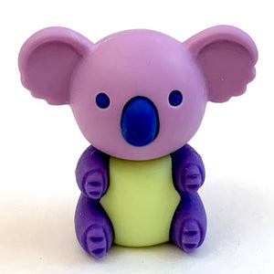 384601 Iwako Colorz Koala -1 box of 5 Erasers