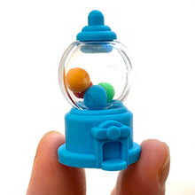 Load image into Gallery viewer, 380105 Iwako CANDY ERASER Blue Gumball Machine-1 ERASER
