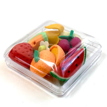 Load image into Gallery viewer, 38411 FRUIT ERASER BOX SET-1 box of 6-7 erasers