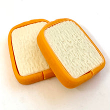 Load image into Gallery viewer, 380732 2 SLICES OF BREAD ERASER-2 packs of 4 erasers