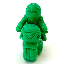 Load image into Gallery viewer, 382302 Iwako Biker Japanese Erasers-4 Bags of 8 erasers