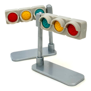 380542 IWAKO Traffic Light Eraser-1 eraser