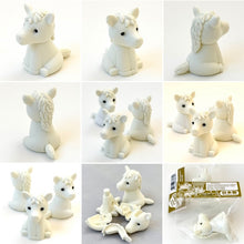 Load image into Gallery viewer, 380492 IWAKO WHITE HORSE ERASER-1 eraser
