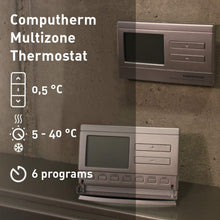 Load image into Gallery viewer, COMPUTHERM Q8RF - digital programmable radio thermostats 2X
