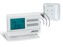 Load image into Gallery viewer, COMPUTHERM Q7RF - wireless programmable room thermostat